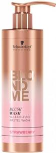 Schwarzkopf Professional Blondeme Blush Wash Strawberry