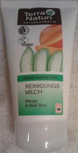 Terra Naturi Arctisztitó Tej Mango & Aloe Vera