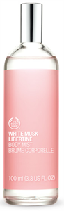 The Body Shop White Musk Libertine Testpermet