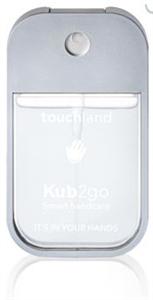 Touchland Kub2go Kézfertőtlenítő - Semleges