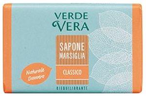 Verde Vera Sapone Marsiglia Classico Szappan