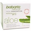 Babaria Hidratáló Arckrém Aloe Verával SPF15