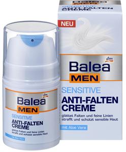 Balea Men Sensitive Anti-Falten Creme