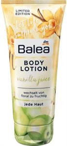 Balea Vanilla Juice Testápoló