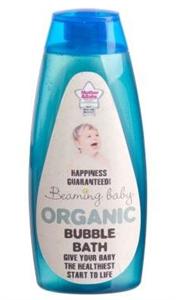 Beaming Baby Organikus Habfürdő Babáknak