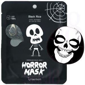 Berrisom Horror Mask Skull (Black Rice)