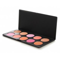 BH Cosmetics 10 Color Professional Blush Palette