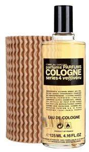 Comme Des Garcons Series 4 Cologne : Vettiveru