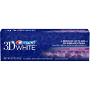 Crest 3D White Radiant Mint Whitening Toothpaste
