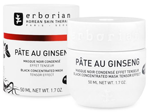 Erborian Pâte Au Ginseng Black Concentrated Mask