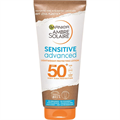 Garnier Ambre Solaire Sensitive Advanced Lightweight Protecting Milk SPF50
