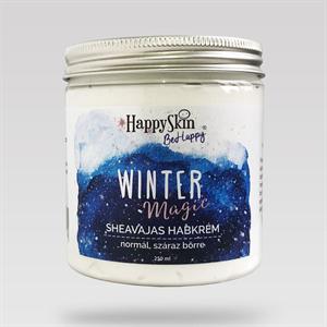 HappySkin Winter Magic Sheavajas Habkrém