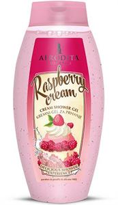 Afrodita Raspberry Cream Krémtusfürdő