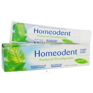 Homeodent Fogfehérítő Fogkrém