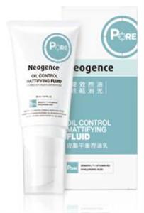 Neogence Mattító Fluid Zsíros/Kombinált Bőrre