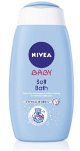 Nivea Baby Krémes Babafürdető