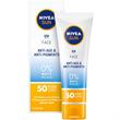 Nivea Sun Q10 Anti-Age & Anti-Pigments Napozó Arckrém SPF50