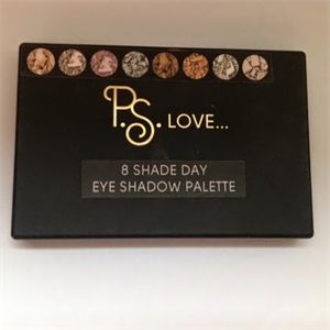 P.S. Love 8 Shade Day Eyeshadow Palette