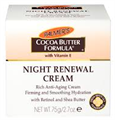 Palmer's Cocoa Butter Formula Night Renewal Cream