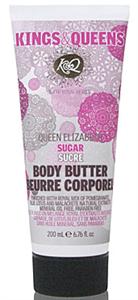 Kings & Queens Queen Elizabeth Sugar Testvaj