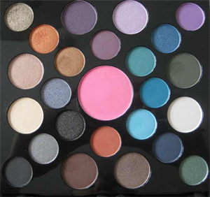 H&M Shadowland Makeup Palette