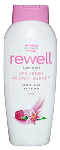 Rewell Spa Fresh Aromatherapy Habfürdő