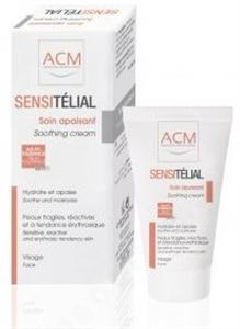 ACM Sensitélial Nyugtató és Hidratáló Arckrém Érzékeny Bőrre