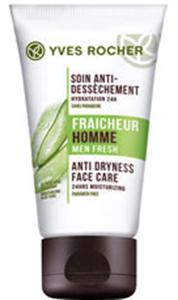 Yves Rocher Anti Dryness Face Care Men Fresh