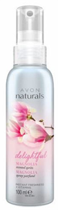 Avon Naturals Magnólia Testpermet (régi)