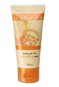 Avon Naturals Nourishing Milk And Honey Face Mask