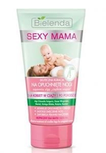 Bielenda Sexy Mama - Hűsítő Krém Lábdagadásra