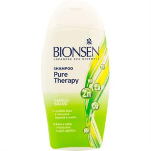 Bionsen Pure Terapy Sampon Zsíros Hajra