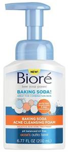 Bioré Baking Soda Acne Cleansing Foam