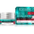 Eveline New Hyaluron 40+ Feszesítő Ráncfeltöltő Nappali és Éjszakai Krém