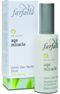 Farfalla Age Miracle Éjszakai Szépségszérum