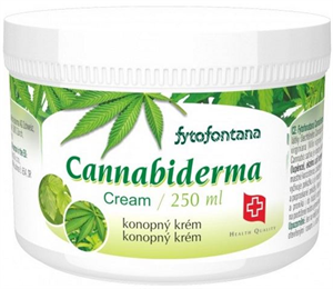 Fytofontana Cannabiderma Krém