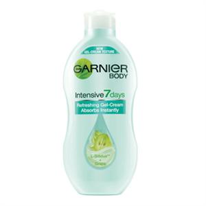 Garnier Intensive 7 Days Hidratáló Testápoló Krémzselé