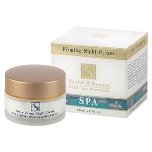 Health & Beauty Éjszakai Bőrfeszesítő Arckrém