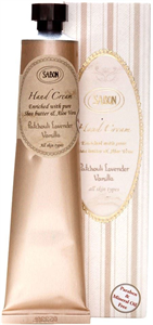 Sabon Hand Cream Patchouli Lavender Vanilla