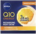 Nivea Q10 Energy Ránctalanító Energetizáló Éjszakai Krém