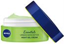 Nivea Urban Skin Detox Antioxidáns Éjszakai Arckrém