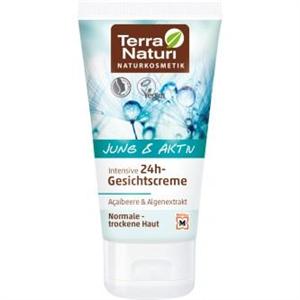 Terra Naturi Jung & Aktiv Hidratáló Krém