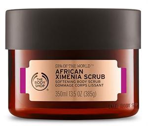 The Body Shop African Ximenia Body Scrub