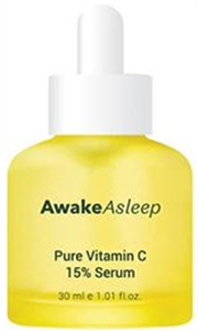 AwakeAsleep Pure Vitamin C 15% Serum