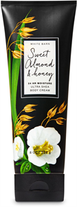 Bath & Body Works Sweet Almond & Honey Ultra Shea Body Cream