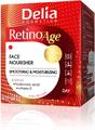 Delia Cosmetics Retino Age Hidratáló Krém