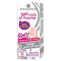 Essence Gel Nails At Home 2in1 Lehúzható Zselés Alap & Fedőlakk