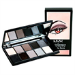 Nyx For Your Eyes Only Szemhéjpúder Paletta