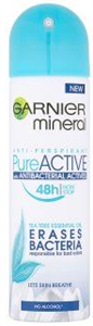 Garnier Mineral Pure Active Izzadásgátló Deo Spray