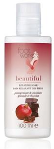 Avon Gránátalma és Csokoládé Relaxáló Lábfürdető
